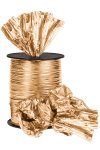 Polysilk 50 m antik gold matt metallic