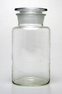 Apothekerglas  500 ml - 2. WAHL