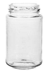 Rundglas  250 ml