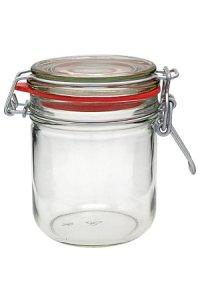 Bügelglas  400 ml
