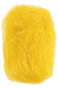 Deko-Gras gelb, 25 g