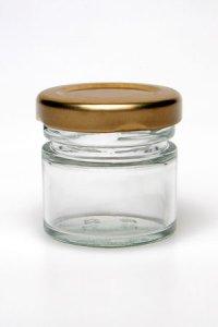 Rundglas   30 ml