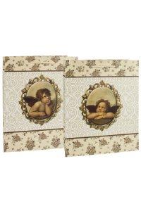 Geschenktüte Raphael-Engel, 18,5 x 10,5 x 23 cm