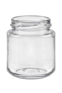 Rundglas  142 ml