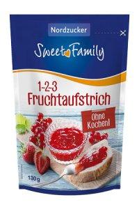 Fruchtaufstrich 1-2-3 130 g (Neue Rezeptur)