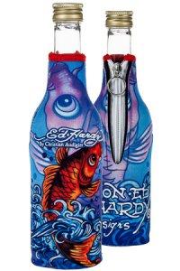 Flaschenkühler ED HARDY Koi Fish - SONDERPREIS