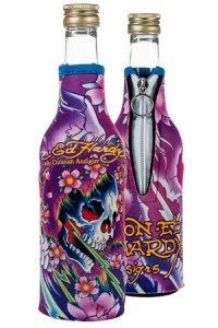 Flaschenkühler ED HARDY Skull - SONDERPREIS
