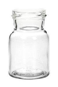 Rundglas  150 ml