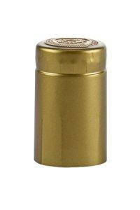 Anschrumpfkapsel 32,5x55 mm gold
