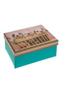 Geschenkbox Das Hündchen-Trio
