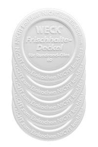 WECK-Frischhaltedeckel  60 mm - 5er Pack