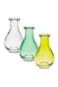 Flaschen-Set Flora Tropfen mini, 3-teilig