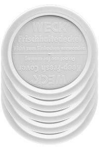 WECK-Frischhaltedeckel 100 mm - 5er Pack