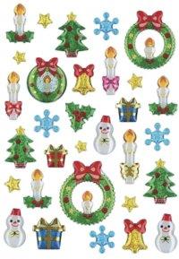 Weihnachtsetiketten Engelchen Stone