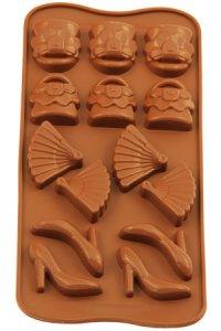 Schokoladen- und Backform Accessoires