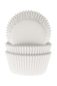Muffinform Papier weiß, 100 Stück