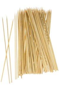 Bambus-Spieße 25 cm, 100er Pack