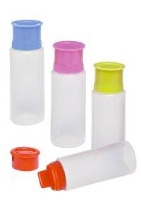 Dekorierflasche breit 200 ml