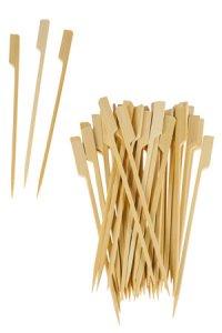Bambusspieße, 18 cm, 50 Stück