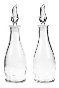 Öl und Essig Set Indro, 2 x 350 ml