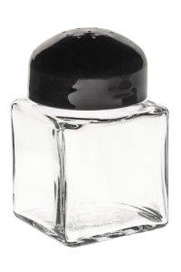 Cubi Streuer schwarz
