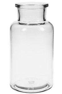 Korkenglas  300 ml rund