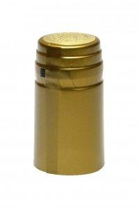 Anschrumpfkapsel 31x60 mm gold