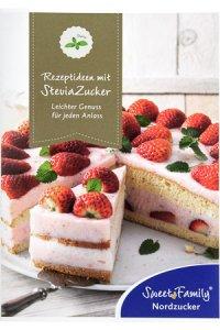 Rezeptideen mit SteviaZucker (Broschüre)