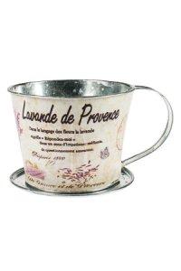 Deko-Tasse Lavendel