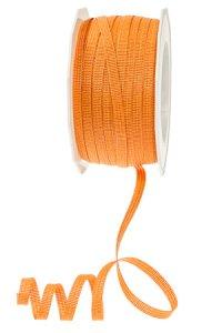 Ringelband Oakland 50 m, 5 mm orange