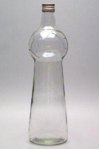 Fußballflasche 1000 ml