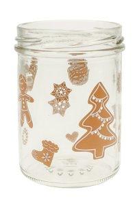 Sturzglas 219 ml 'Lebkuchen'