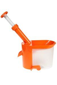 Kirschentkerner Kunststoff orange