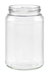 Rundglas  850 ml