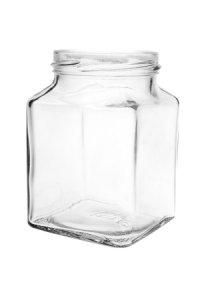Quadratglas 314 ml