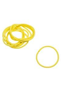 Elastische Schlaufen 40 mm, gelb, 10 Stück