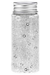 Streudeko Diamanten klar 38 g