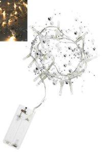 Lichterkette Perlenstrang, 20 LEDs