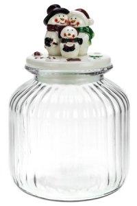 Vorratsglas Schneemänner 4000 ml