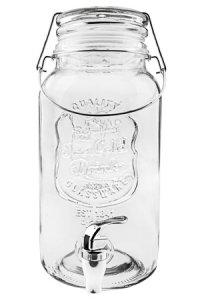 Getränkespender 4 Liter mit Bügelverschluss