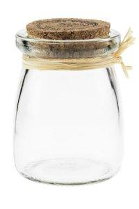 Deko-Korkenglas 100 ml