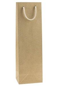 Flaschentasche natron, 12 x 9 x 39 cm