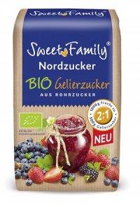 Bio-Gelierrohrzucker 2:1, 500 g