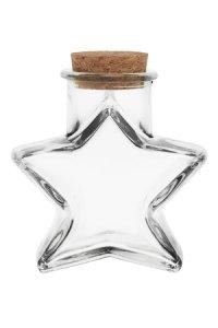 Korkenglas Stern 140 ml