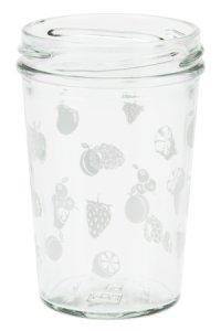 Becherglas 150 ml TO 66 Obst weiß
