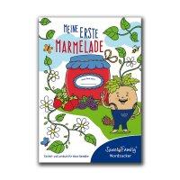 Mal- und Lernbuch Meine erste Marmelade (Broschüre)