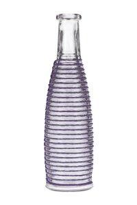 Dekoflasche Peru 100 ml lila