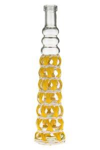 Dekoflasche Hawaii 300 ml gelb