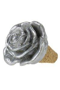 Deko-Korken 11/19 mm Rose silber