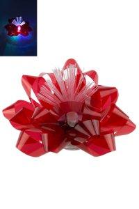 LED Dekoschleife mit Farbwechsel